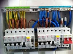 Electrical Fuseboard