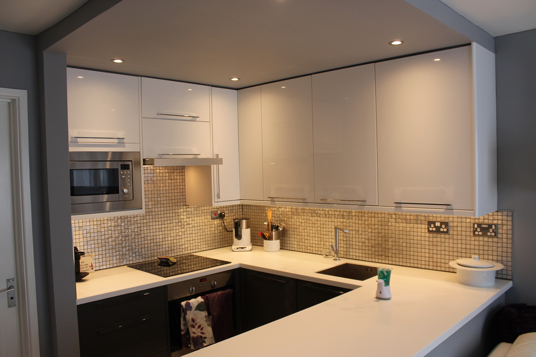 Electrical Domestic lighting kitchens